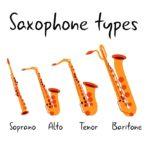 Different Types of Saxophones
