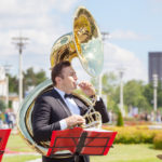 How Much Does A Sousaphone Weigh?